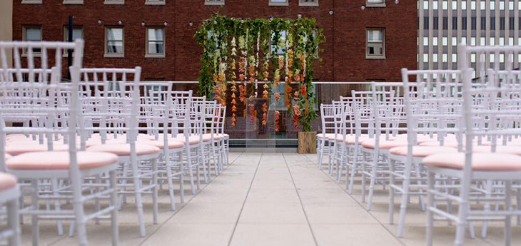 Special Event Wedding Rentals In Pittsburgh Pa Elegant Chair