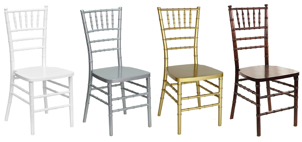 Chiavari Chair Rentals Elegant Chair Cover Designs