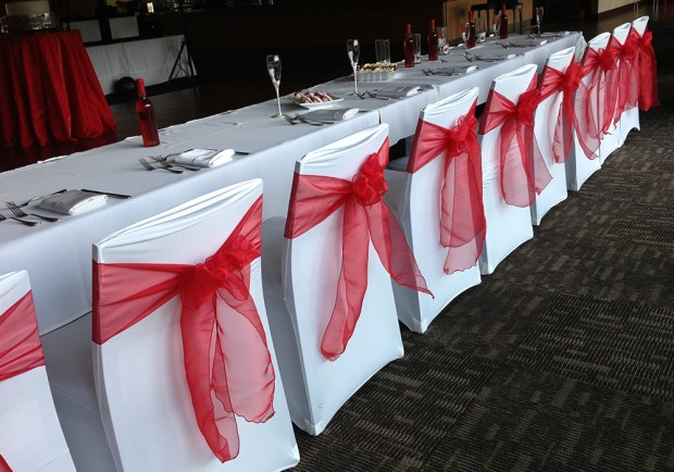 Elegant Chair Cover Designs
