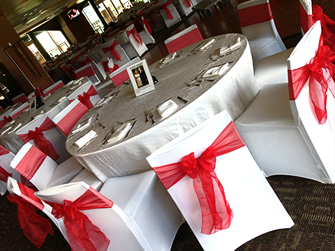 Elegant Chair Cover Designs Wedding Rentals Event