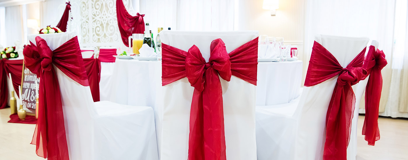 Chair Cover Rentals in Pittsburgh, PA